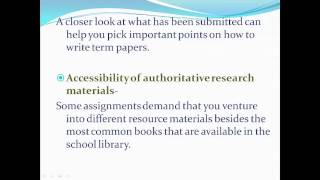 online term papers term paper writing should students buy term papers online