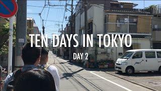 Ten Days in Tokyo: Day 2 Shibuya
