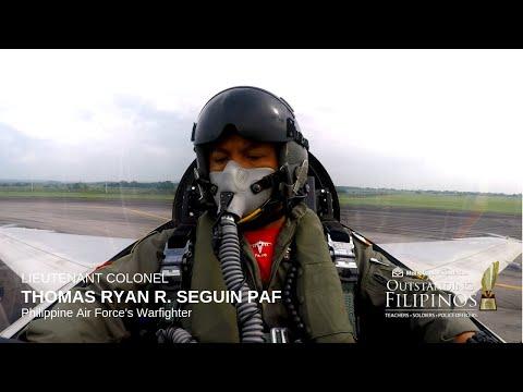 The 2018 MBFI Outstanding Filipinos: Lt. Col. Thomas Ryan Seguin (Full)