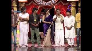 Jabardasth - Sudigaali Sudheer Performance on 24th April 2014