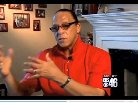 CBS NEWS JAMES BROWN REPORT INTERVIEW WITH MANAGER MOSES WHITE