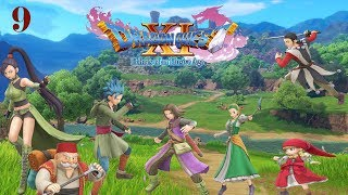 [Blind] Dragon Quest XI (Draconian Mode) - It's time to explore the world a little! #9