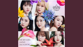 OH MY GIRL - A - ing - Japanese Version