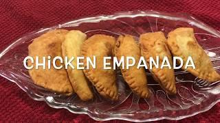 # 18 Chicken Empanada