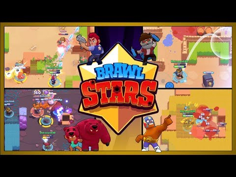 "SUPERCELL'S NEWEST GAME! - Brawl Stars (The Basics + How to Download + ""No Elixir Challenge"")"