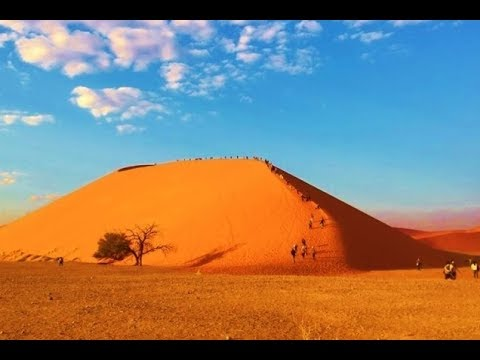 NAMIBIA : Almighty desert - Travel video (GoPro)