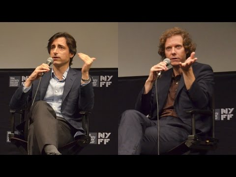 """De Palma"" Press Conference | Noah Baumbach & Jake Paltrow | NYFF53"