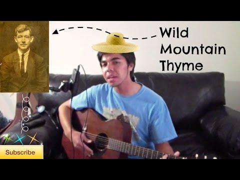 Ed Sheeran -- Wild Mountain Thyme (Acoustic Guitar Cover w/video ...