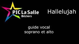 Video hallelujah guide vocal Soprano Alto download MP3, 3GP, MP4, WEBM, AVI, FLV Juli 2018