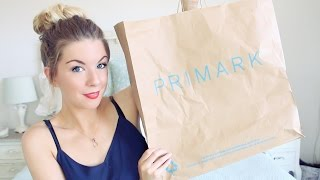 Primark Haul July | Dollybowbow