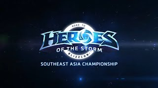 Heroes of the Storm Southeast Asia Championship - Tournament Trailer