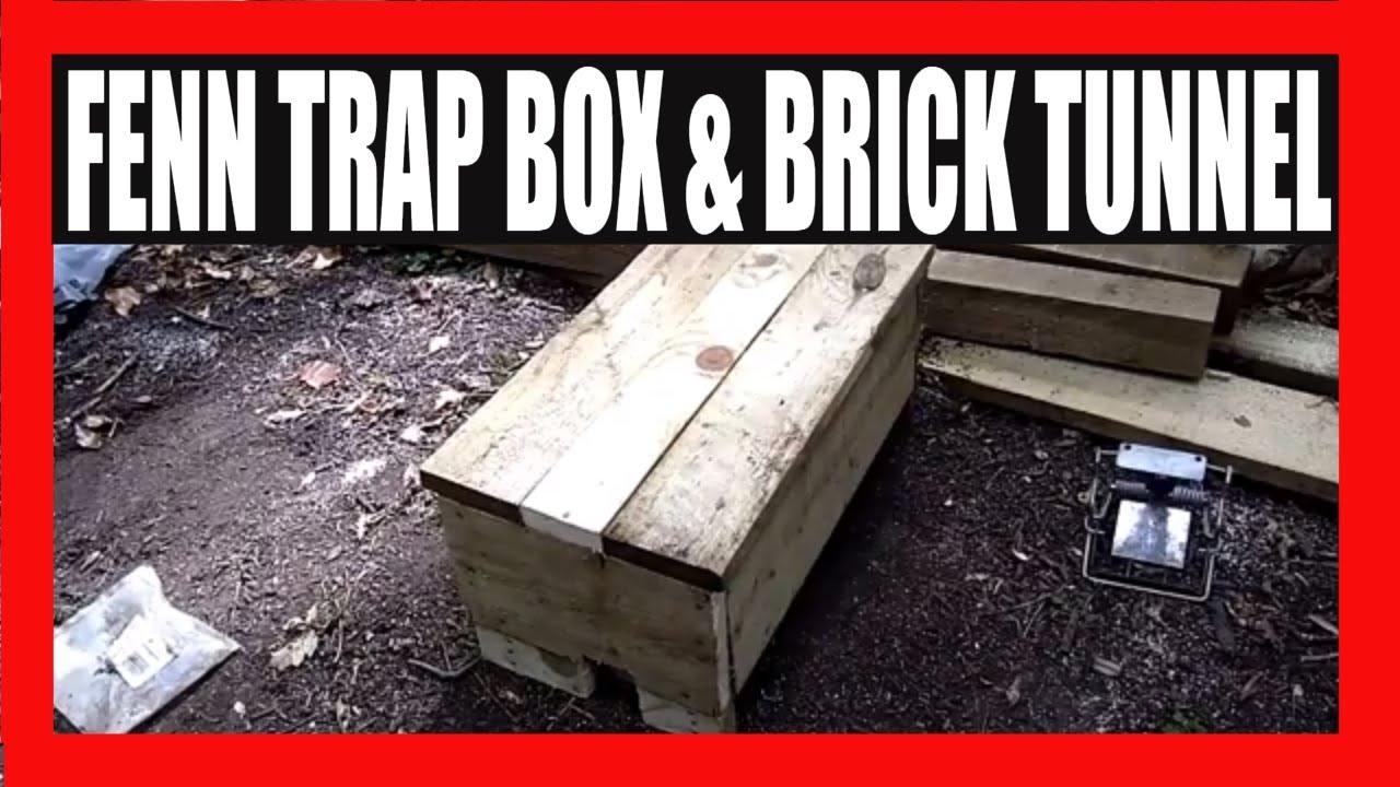 Fenn Trap Boxes