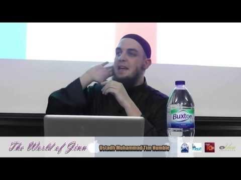 The World Of Jinn - Ustadh Muhammad Tim Humble