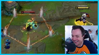 Garen Is Too Good For The Prison - Best of LoL Streams #1272