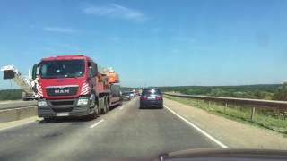 видео перевозки Москва Брянск