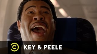 Key & Peele - Airplane Continental thumbnail