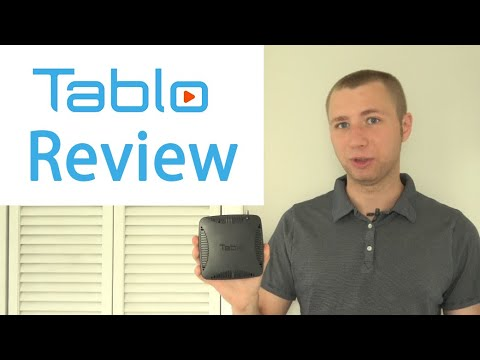 Download Tablo Dual Lite OTA DVR for Cord Cutters & Antennas Review