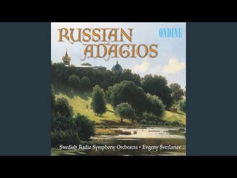 Gusarskaya ballada A Hussar's Ballad , Op. 25: Adagio