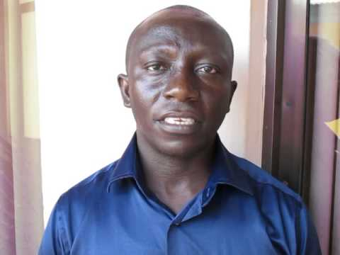 AFRECON 2014: Donald Gyimah