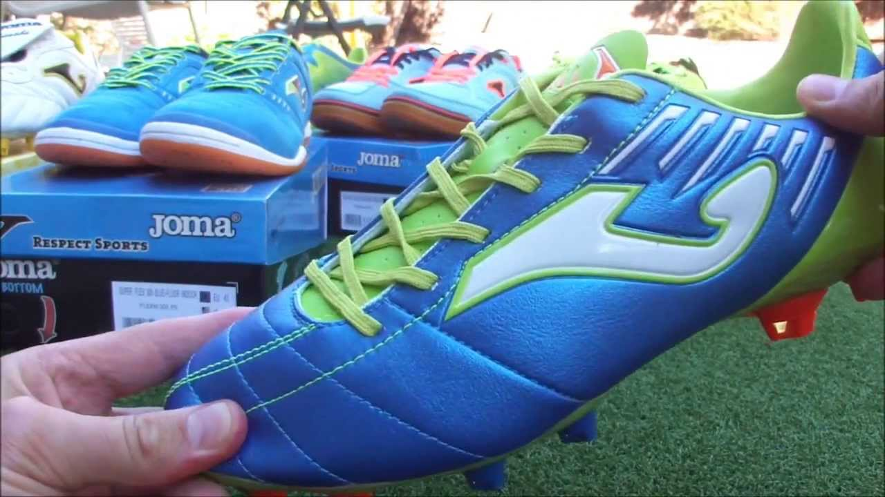 e6af2e62c0 Joma Soccer Shoe Collection - Unboxed - YouTube