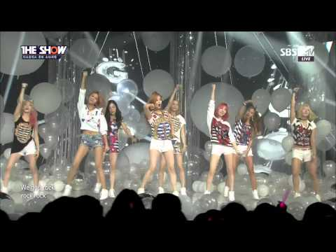 [HD 60fps] 150714 - Girls' Generation (소녀시대) - PARTY (파티) - SBS MTV The Show (더쇼)
