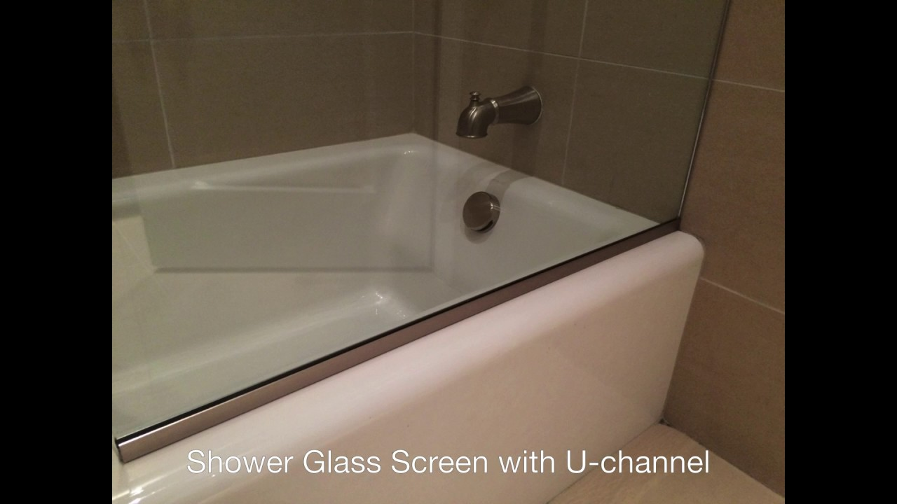 Atlanta Ga Shower Doors Atlanta Frameless Shower Doors Youtube