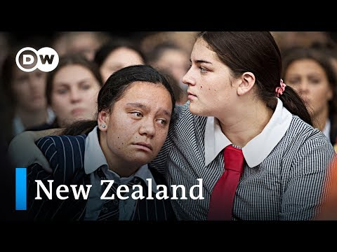 The world mourns for New Zealand terror attack victims | DW News