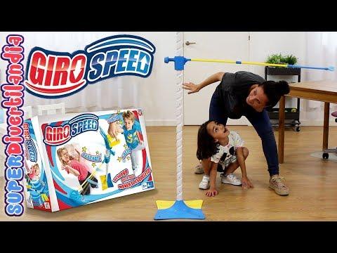 Giro Speed de  IMC Toys en SUPERDivertilandia con Andrea y Raquel!