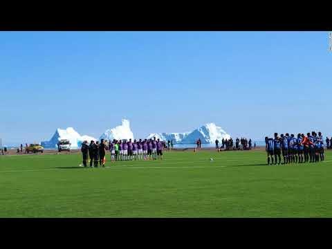 Greenland: The Worlds Shortest Football Season