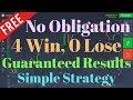 1m Trading 100% Profitable None Repaint Mt4 Indicator with lIve Trading/Iq Option Trading Strategy