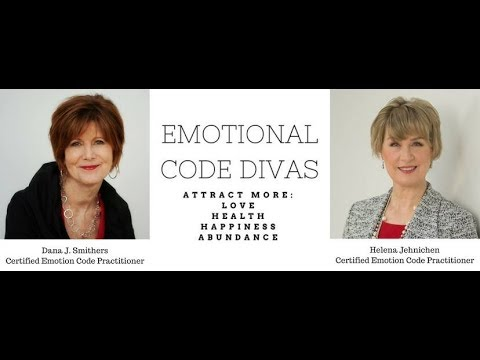 EPISODE #3 EMOTION CODE: LIVE SESSION REMOVING TRAPPED EMOTIONS
