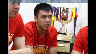 Art Dela Cruz set to make long time coming Ginebra debut