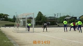 EPリーグU15 Div2 愛媛ユナイテッドFC vs 今治西中 2019年6月29日