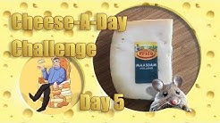 Day 5 Maasdam Cheese-A-Day Challenge