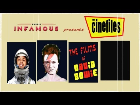 The CineFiles - The Films of David Bowie!