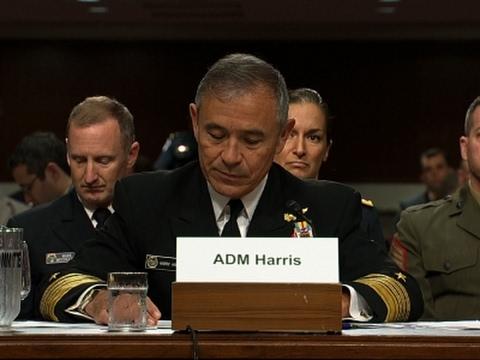 US Admiral: N. Korea Crisis is 'Worst I've Seen'