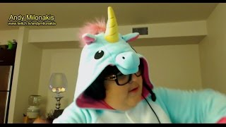 Best of Andy Milonakis April 2017 (Twitch Livestream)