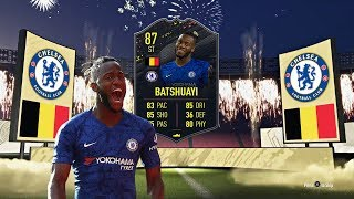 87 STORYLINE BATSHUAYI PLAYER REVIEW - IS HE WORTH GETTING - FIFA 20 ULTIMATE TEAM