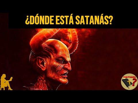 ¿Está Satanás en el infierno ¿Dónde está Satanás - Tengo Preguntas
