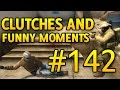 CS GO Clutches and Funny Moments #142 CSGO