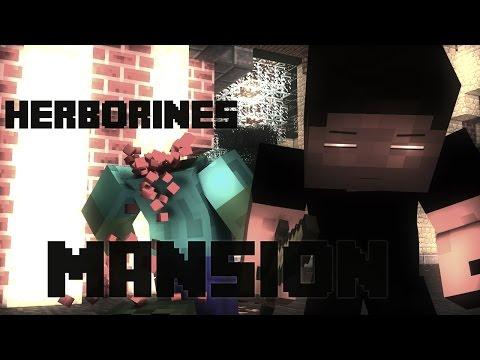 Herobrines Mansion – Epic Minecraft Fight Animation