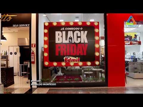 (JC 22/11/17) Comércio se prepara para oferecer promoções na Black Friday