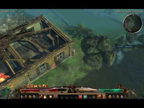 Grim Dawn - BWC Commando - Port Valbury no potions run