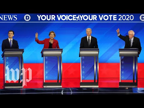 The New Hampshire Democratic Debate, In Less Than 4 Minutes