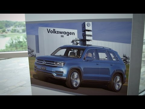 Volkswagen, Chattanooga:  Oh Happy Day