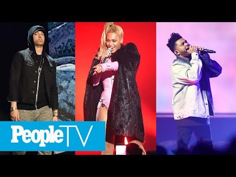 The Coachella 2018 Lineup Is Finally Here! Eminem, Beyoncé & The Weeknd To Headline | PeopleTV