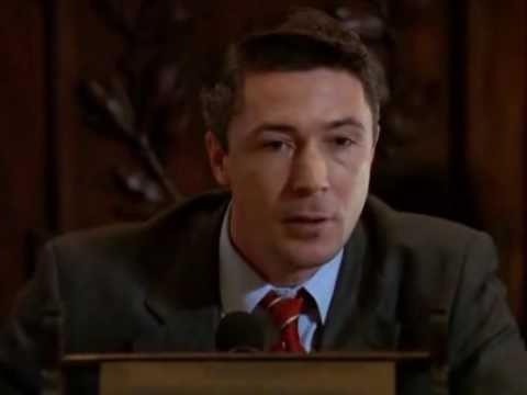 The Wire - Carcetti's Typical Politician (Tough on Crime) Speech