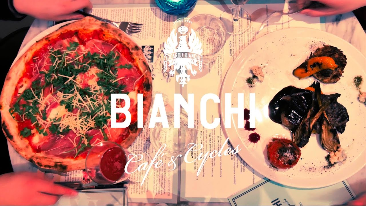 Findie Bianchi Cafe Cycles Västerås Youtube