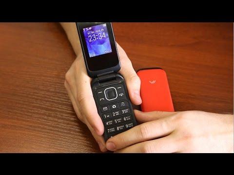 """Обзор мобильного телефона S103. Модель S103 - яркая """"раскладушка"""" на каждый день!"""