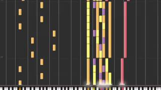 Eiffel 65 - Move Your Body (Synthesia)